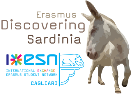 Erasmus Discovering Sardinia Logo